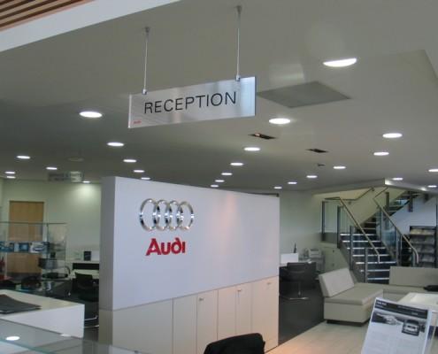 Audi macclesfield