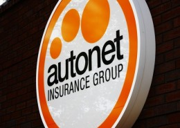 Autonet circular lightbox